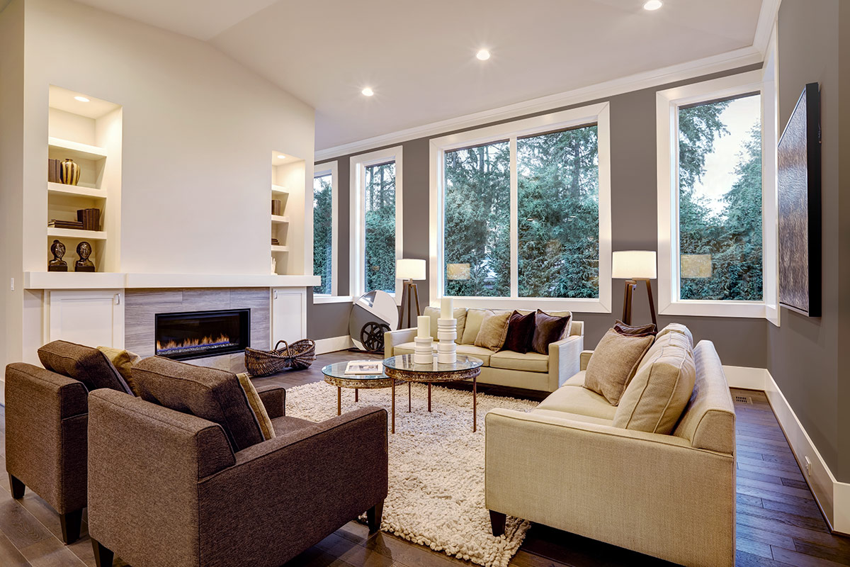 FINISH YOUR WINDOW WITH MASTERFIT™  TRIM